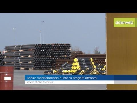 Isoplus mediterranean verso progetti offshore