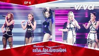 On Top - Team Lip B ft Đông Nhi | Tập 6 Minishow Combat | Remix New Generation 2017