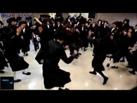Jewish dance Bounce