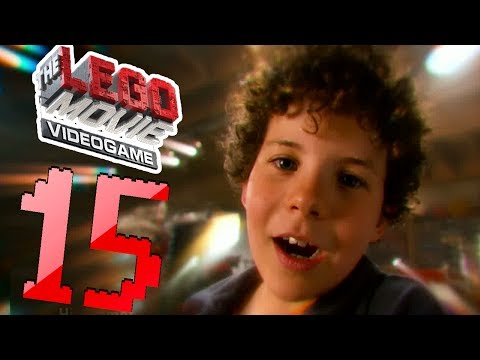 Let's Play The Lego Movie Videogame Part 15: Emmet im Real Life