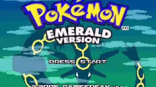 Pokemon Emerald - Pokemon Emerald Theme Music - User video