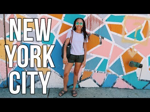NEW YORK CITY GUIDE | Brooklyn + Queens