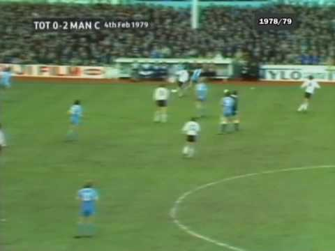 [78/79] Tottenham v Manchester City, Feb 3rd 1979