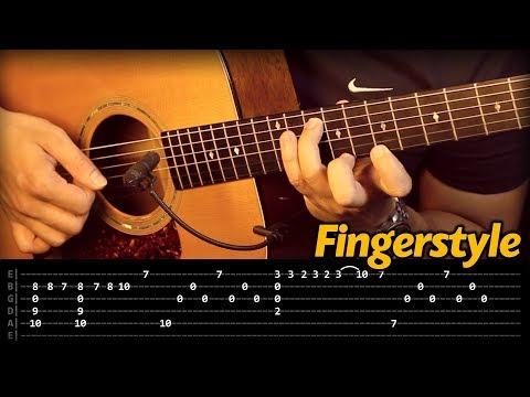 NINGUÉM EXPLICA DEUS  Violão Fingerstyle Como Tocar Passo a Passo com Tablatura