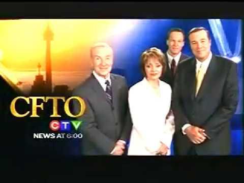CFTO-TV - Station ID (News At 6) - 2004