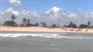 Praia do Centro - Mucuri Bahia