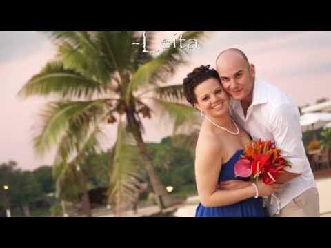 Wedding Video & Photography Vanuatu - Erakor Island Resort Wedding Highlights