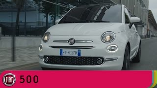 new fiat 500 with 7 tft digital colour display   fiat uk