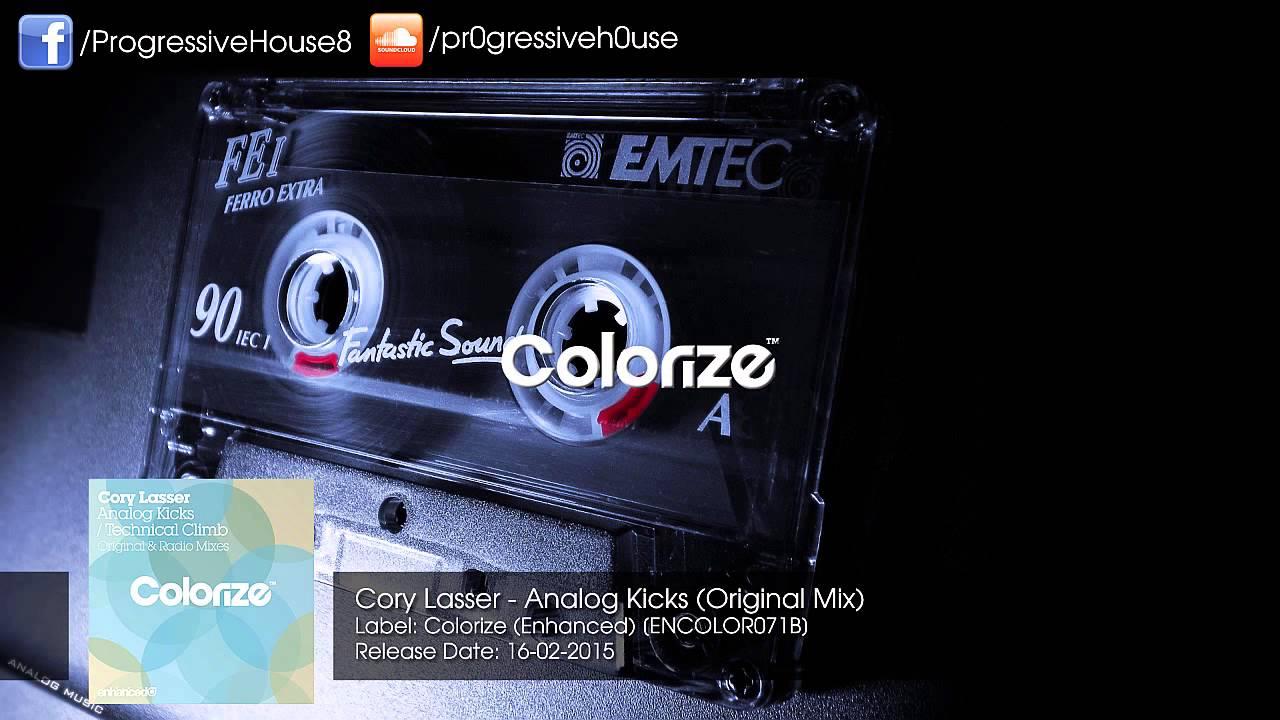 Download Cory Lasser - Analog Kicks (Original Mix)