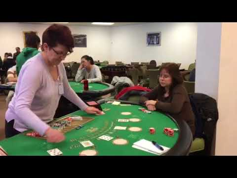 Does resorts world have blackjack casino boulou poker tournoi