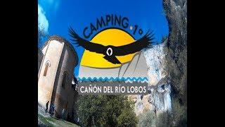 CAMPING CAÑON RIO LOBOS, Soria España