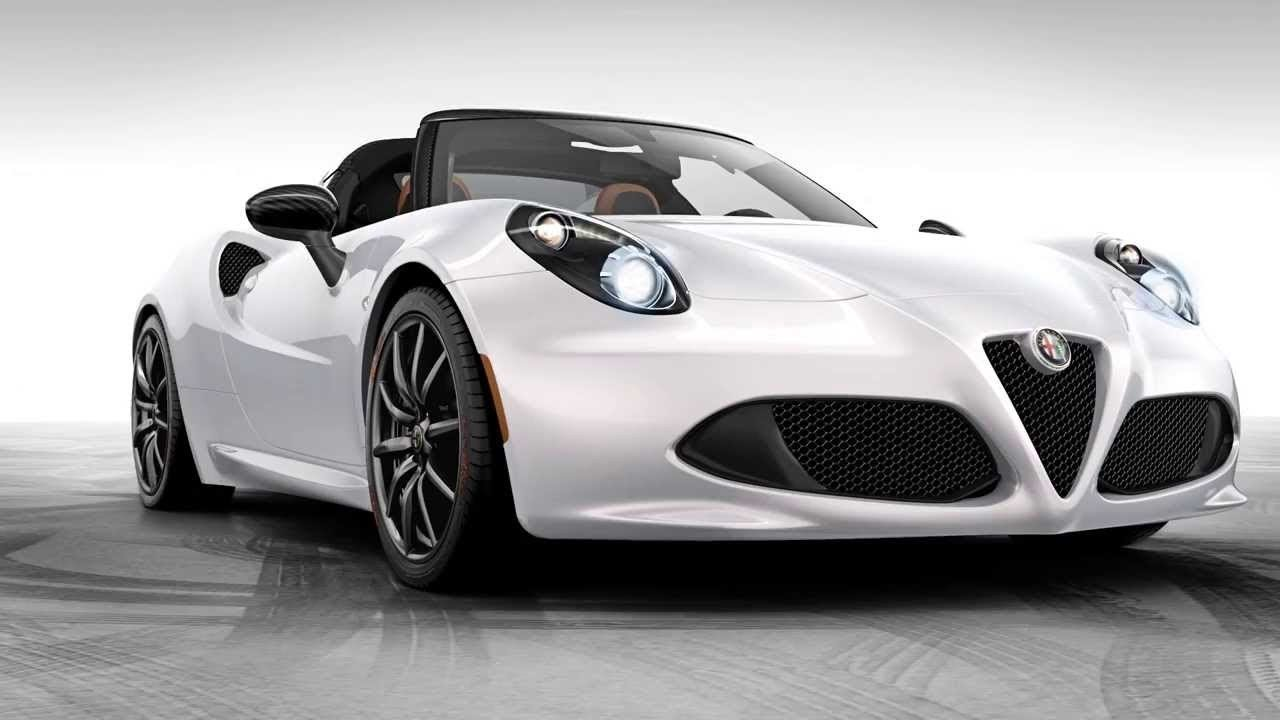 the best of alfa romeo 4c spider first impressions, pricing, specs