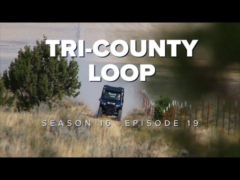 Tri-County Loop - Recapture Canyon - KZ Escape Mini 18 Review - Show & Shine