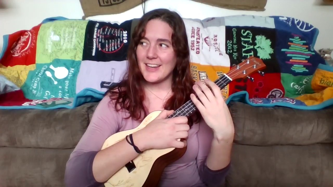 Screen Door By Rich Mullins Ukulele Cover Youtube
