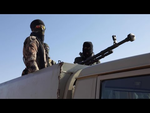 Iraq tracks down