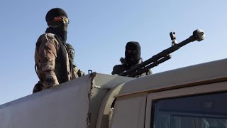 Iraq tracks down last IS group fighters despite tensions thumbnail