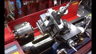 Double Swivel Vertical Milling Slide For The Chinese Mini Lathe