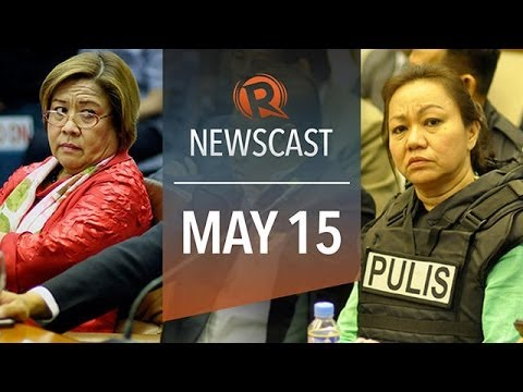 Rappler Newscast: de Lima list, China airstrip, Nigeria prisoner swap