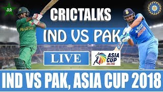 🔴 PTV Sports Live IND vs PAK | Asia Cup 2018 | Super Four | Live Scores and Video |