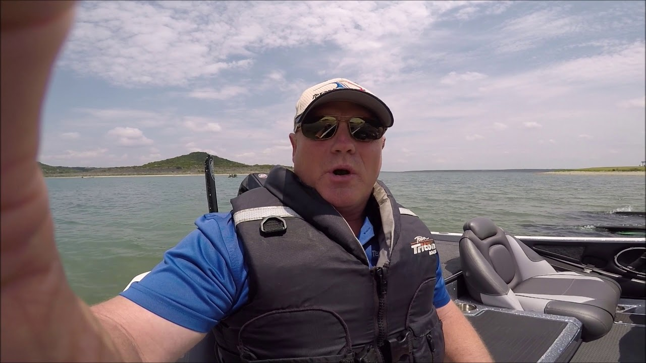 Mercury 300 Pro XS V8 four-stroke on 202 Blazer Bass boat by