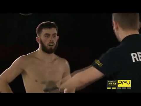 Григорьев Владислав Vs Заец Алексей  бой за пояс в весовой категории 70 кг