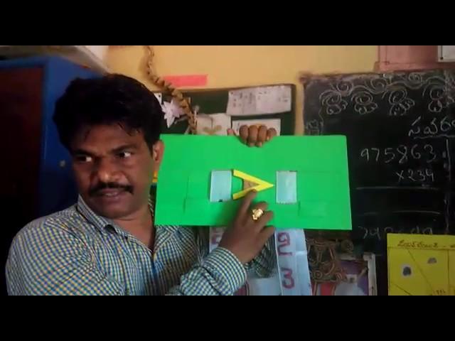 Remedial teaching by PILLI Govinda Rajulu maths tlm