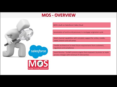 Tech Mahindra launches Mortgage Origination System (MOS) on Salesforce.com