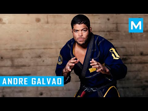 Andre Galvao Conditioning Training for BJJ | Muscle Madness