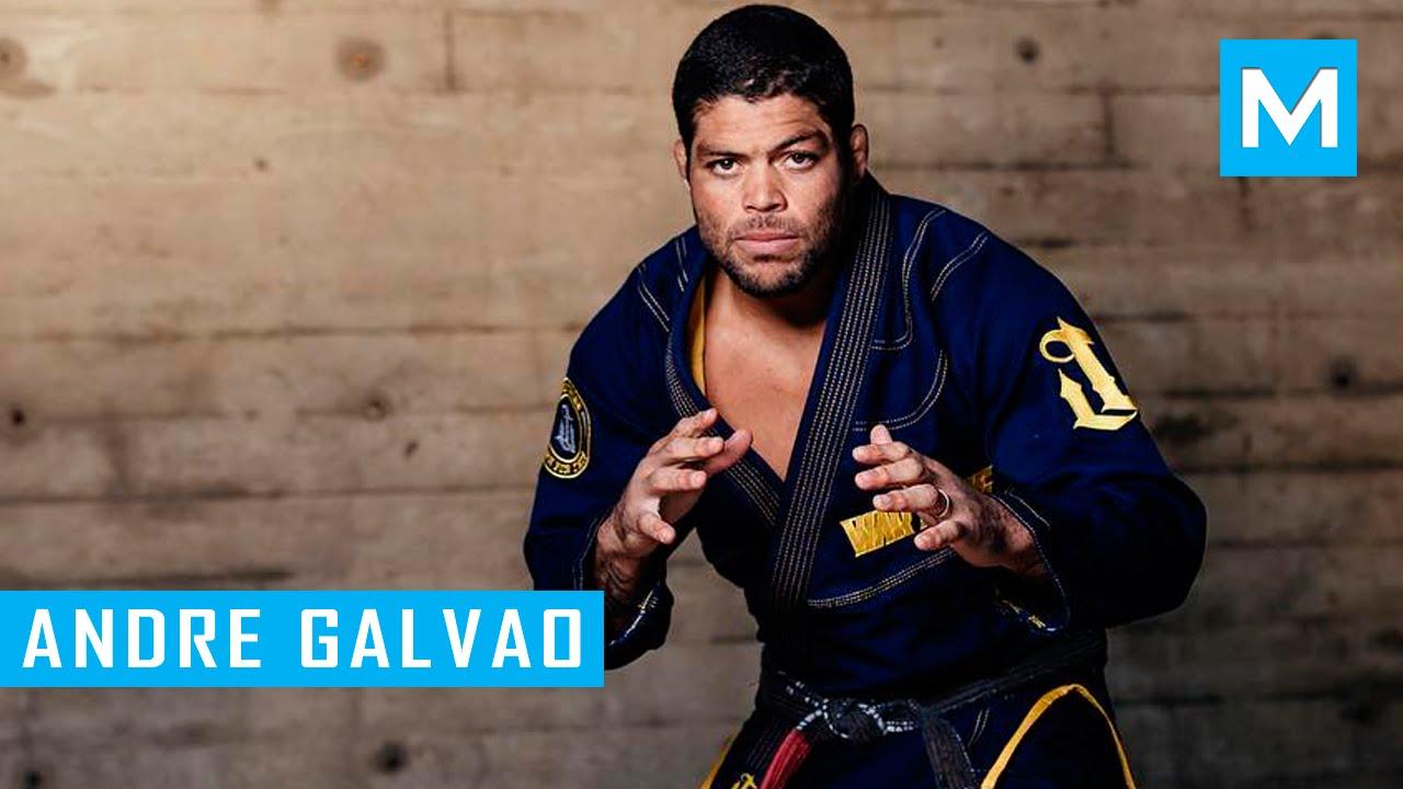 Andre Galvao Mma