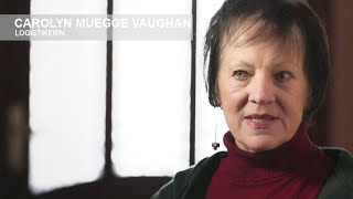 Humanitäre Helfer im Porträt - Carolyn, Logistikerin, Kirgisistan