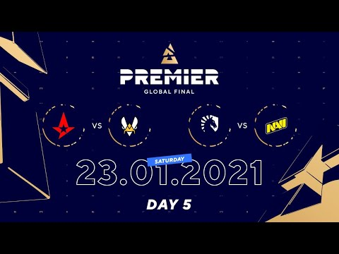 Blast Premier YouTube - Astralis vs Vitality, Team Liquid vs