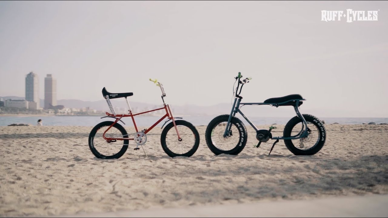 Lil'Buddy - Bringing back the 70ies electrified | Ruff Cycles