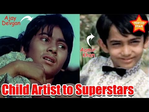 21 BOLLYWOOD CHILD ARTIST WHO ARE SUPERSTARS NOW