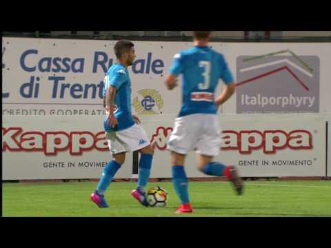 IAMNAPLES.IT - Napoli-Trento 7-0: gli highlights del match