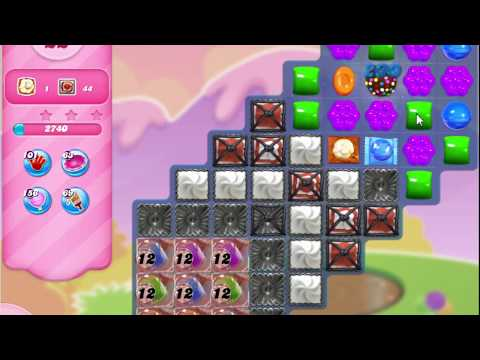 Candy Crush Saga Level 2858 NO BOOSTERS (new version)