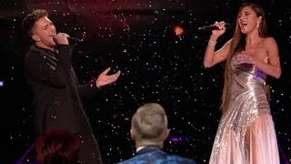 the final matt terry nicole scherzinger duet love in the air   the x factor uk 2016