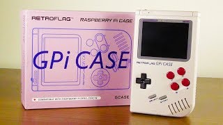 This is WAY Better Than a GameBoy! RetroFlag GPi Case Assembly and Complete Set Up