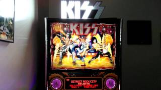 KISS Premium Pinball By Stern With Mods