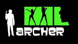 FX Archer Intros (Season 1-8)
