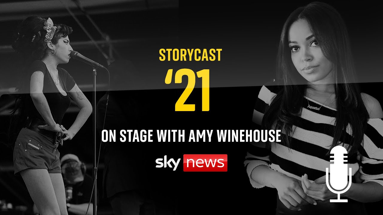StoryCast '21: On Stage With Amy Winehouse