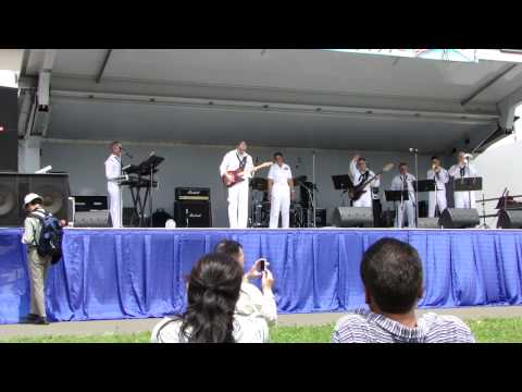 [20100522]U.S.Navy Orient Express 7:サザンオールスターズメドレー(IkegoFSD)