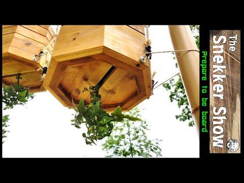 Upside-down Tomato Planters