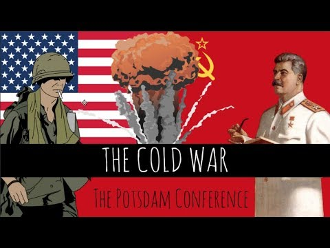 The Cold War: The Potsdam Conference 1945 - Truman, Attlee and Stalin -  Episode 3