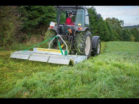 Major 9FTGDX HD Grass Topper