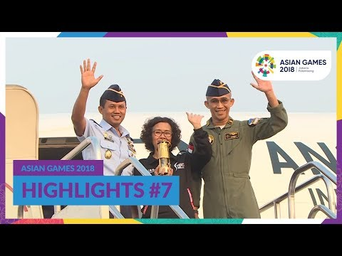 Asian Games 2018 Highlights #7