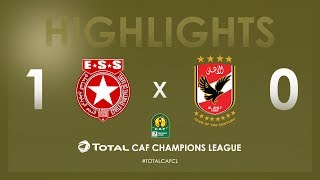 Etoile Du Sahel 1-0 Al Ahly   HIGHLIGHTS   Match Day 1   TotalCAFCL