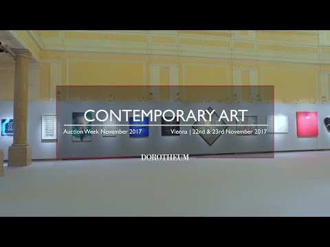 Contemporary Art | Auction Preview | November 22–23, 2017