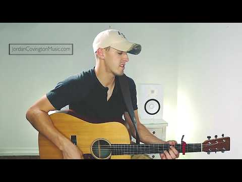 """Red Dirt Road"" Brooks & Dunn - Cover By Jordan Covington"