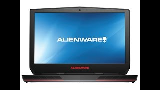 Dell Alienware 15 ANW15 5350SLV Game Laptop in-Store Quick Review