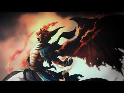 Fairy Tail Dragon Cry  - OST - Dragon vs Dragon